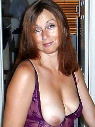 Lingerie, Purple, Amateur milf, Amateur lingerie