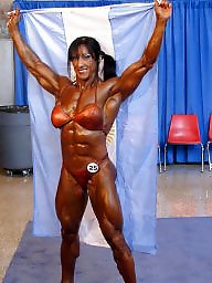 Female, Porn, Bodybuilder