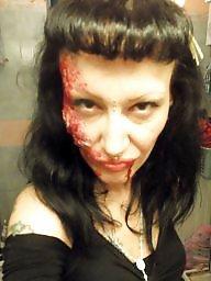 Femdom, Funny, Zombie