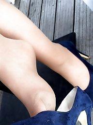 Nylon feet, Feet, Nylon, Nylons feet