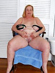 Grandma, Home, Grandmas, Big boob mature