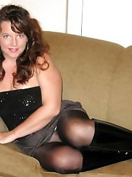 Boots, Mature stockings, Tights, Mature boots, Tight