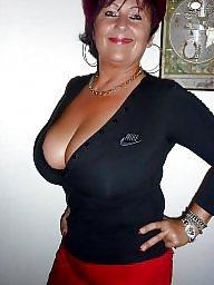 Busty milf, Busty, Milf tits, Amateur big tits, Milf big tits