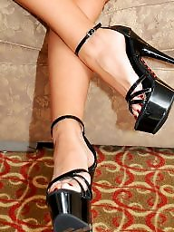 Nylon feet, Mature feet, Voyeur, Mature nylon, Nylons feet, Nylon mature