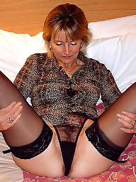 Sexy, Blonde mature, Mature blonde, Sexy milf, Stocking mature, Blondes