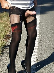 Flashing, Stocking, Flashing stockings