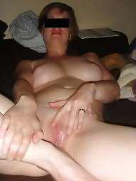 Ginger, Amateur wife, Redhead wife