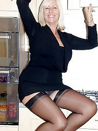Grannies, Granny stockings, Mature nylon, Legs, Granny nylon, Mature legs