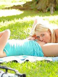 Park, Blond