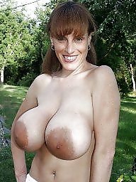 Nipples, Huge nipples, Big nipples, Areola, Huge boobs, Nipple