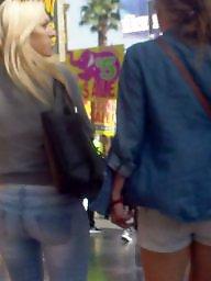 Jeans, Teen ass, Girl, Butt
