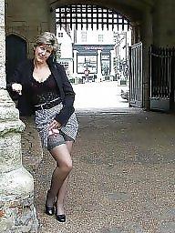 Uk mature, Mature uk, Stockings, Stocking mature
