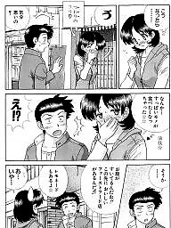 Comic, Comics, Japanese, Cartoons, Cartoon comics, Cartoon comic