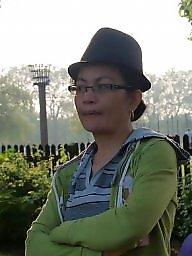 Aunt, Asians