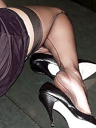 Stockings, Vintage nylon, Models, Model
