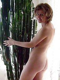 Naked, Milf amateur