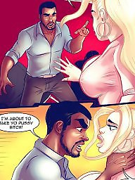 Interracial cartoon, Comic, Comics, Interracial cartoons, Cartoons, Cartoon interracial