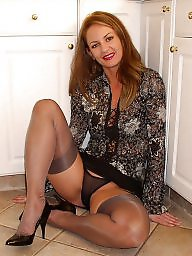 Stocking mature, Stocking milf, Sexy stockings