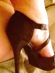 Heels, Blonde bbw, Bbw blonde, Bbw heels