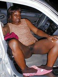 Ebony mature, Mature black