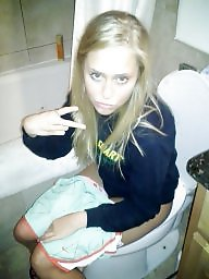 Toilet, Used