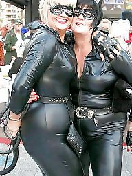Latex, Leather, Mature leather, Mature latex, Mature amateur