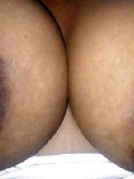 Ebony bbw, Areola, Big ebony