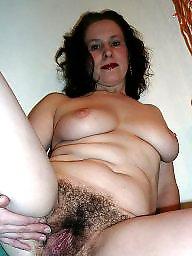 Hairy, Hairy milf, Milf hairy