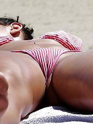 Bikini, Flashing, Flash, Bikini amateur