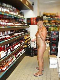 Shop, Naked, Shopping