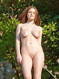Garden, Girlfriend, Naked girlfriend, Naked amateurs, Milf tits