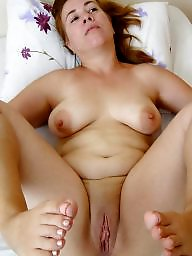 Mom, Spreading, Cunt, Chubby, Mature spread, Spread