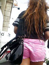 Spy, Shorts, Hidden, Short, Romanian, Voyeur teen