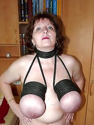 Bondage, Big boobs, Tit, Tit bdsm