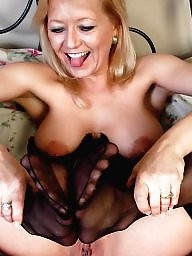 Mature tits, Breast