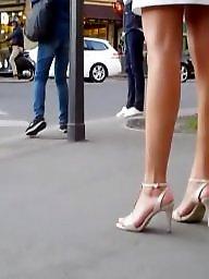 High heels, Hidden, High, Hidden cams