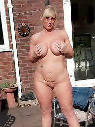 Bbw blonde, Bbw milf, Chunky, Blonde bbw