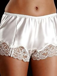 French, Knickers, Silk