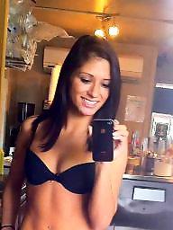 Bikini, Brunette, Cute, Bikinis, Bikini amateur, Amateur bikini