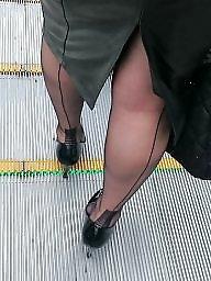 Milf stockings, Milf stocking, Milf flashing, Flash