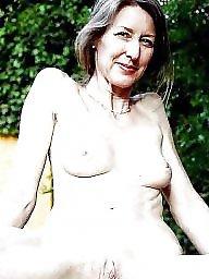 Granny, Grey, Naked