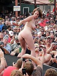 Public, Public slut, Nudity, Public nudity