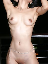 Asian milf, Body