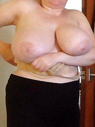 Wife, Bbw big tits, Wifes tits, Wife tits, Milf big tits