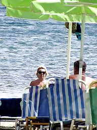 Caught, Topless, Hidden, Voyeur beach, Hidden beach, Beach voyeur
