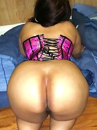 Bbw, Asian, Big pussy, Spreading, Corset, Bbw spreading
