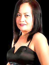 Aunt, Asian, Milf asian