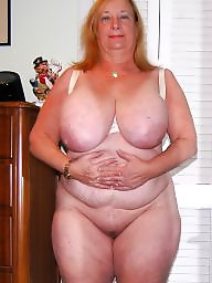 Grandma, Mature big boobs, Grandmas, Bbw boobs, Home