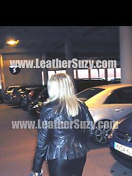 Leather, Mature leather, Mature porn, Milf porn, Milf leather