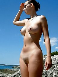 Nudists, Nudist, Outdoors, Naturist